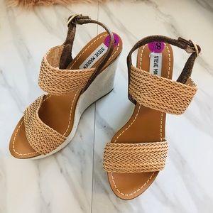 Steve Madden high heel sandals size 8.5